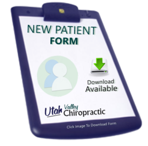 New Patient Utah Valley Chiropractic
