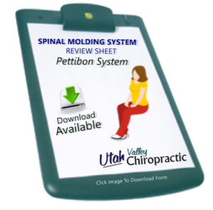 SPINAL MOLDING SYSTEM Utah Valley Chiropractic